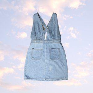 BDG Denim Mini Dress